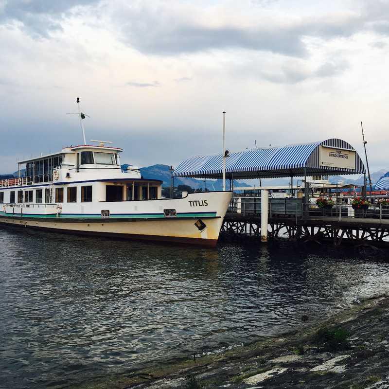 Schifflände SGV Luzern