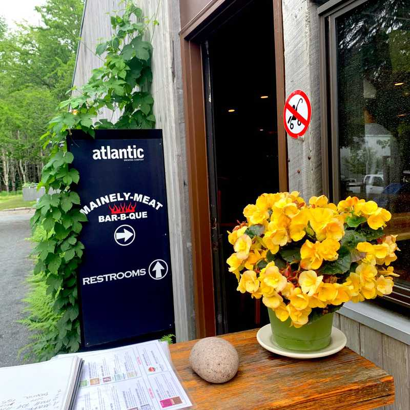 Mainely Meat Barbeque At Atlantic Brewing Company