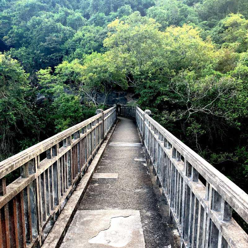 Trip Blog Post by @MrJonnyfun: Chai Wan Ghost Bridge Hiking Trail | 1 day in Sep (itinerary, map & gallery)