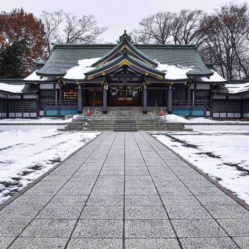 Sapporogokoku Shrine