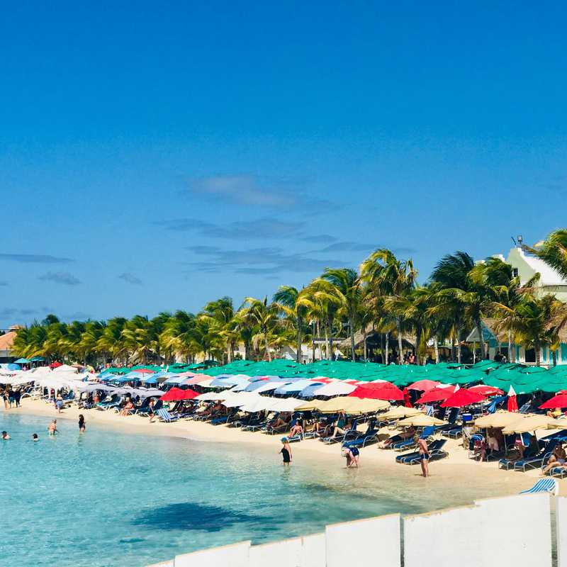 Trip Blog Post by @marylunasame24: Turks and Caicos Islands 2019 | 1 day in Feb (itinerary, map & gallery)