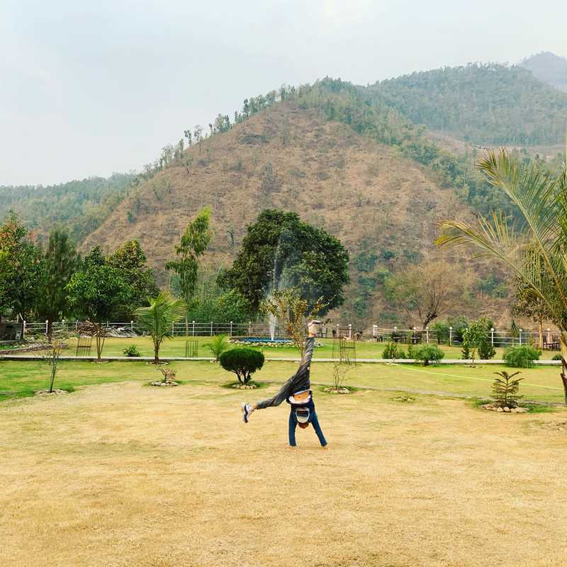 Trip Blog Post by @pranzzie: Weekend Trip to Kurintar | 2 days in Mar (itinerary, map & gallery)