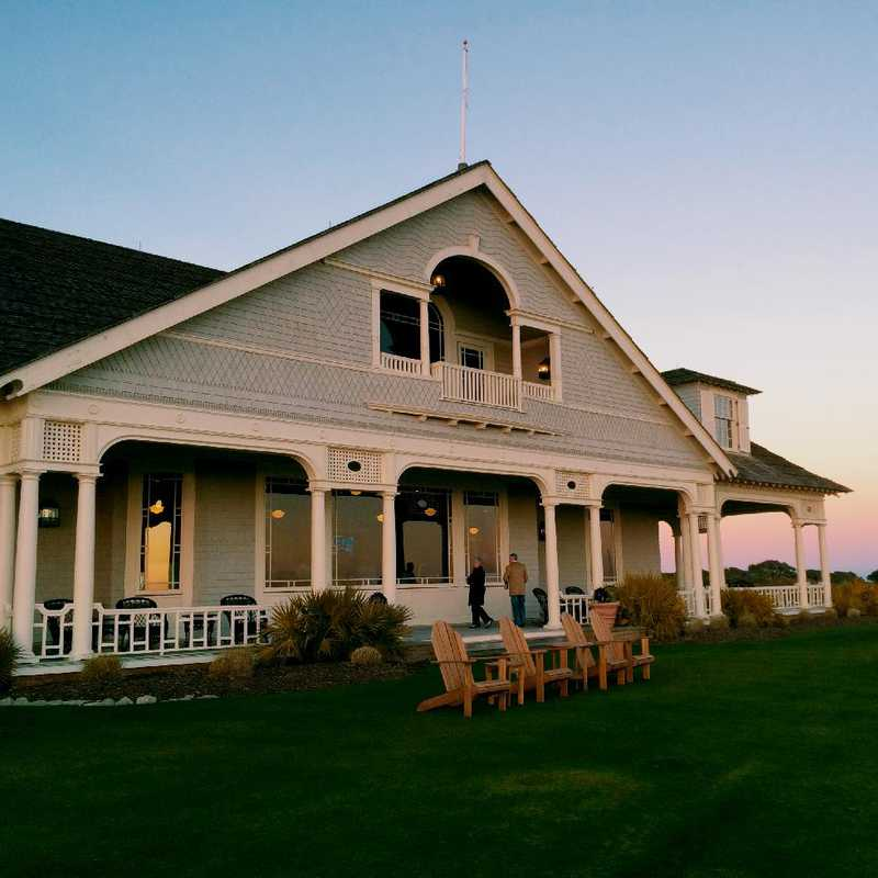 Sunset drinks at Ryder Cup Bar
