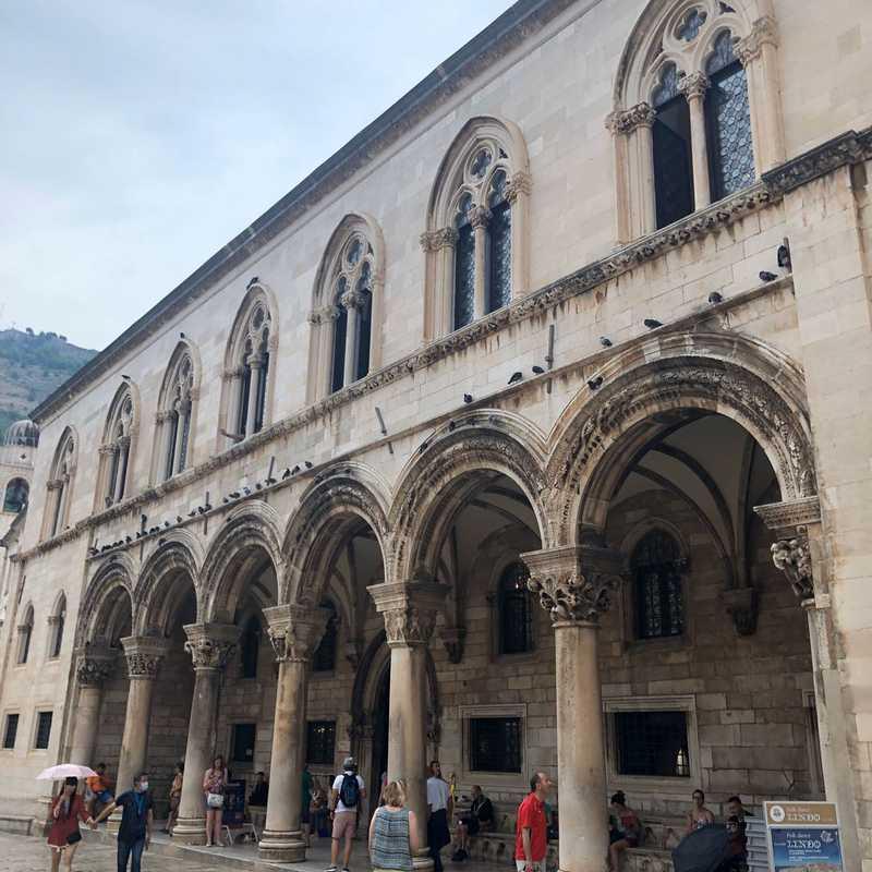 Morning in Dubrovnik