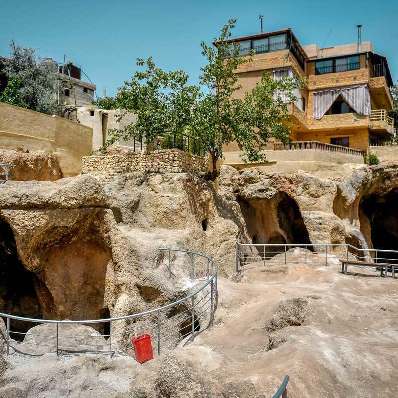 Mogher El-Taheen Historic Site