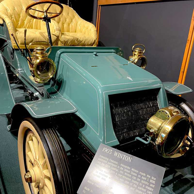 Car and Carriage Caravan Museum