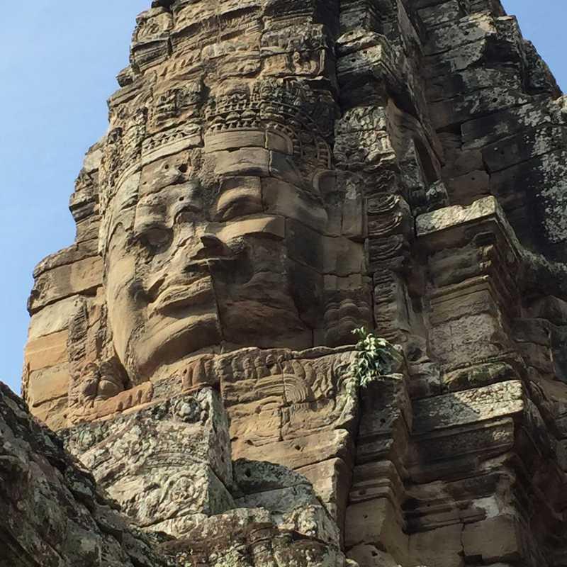 Trip Blog Post by @ASHIYK: CAMBODIA SIEM REAP & ANGKOR WAT 2016 | 1 day in Jan (itinerary, map & gallery)