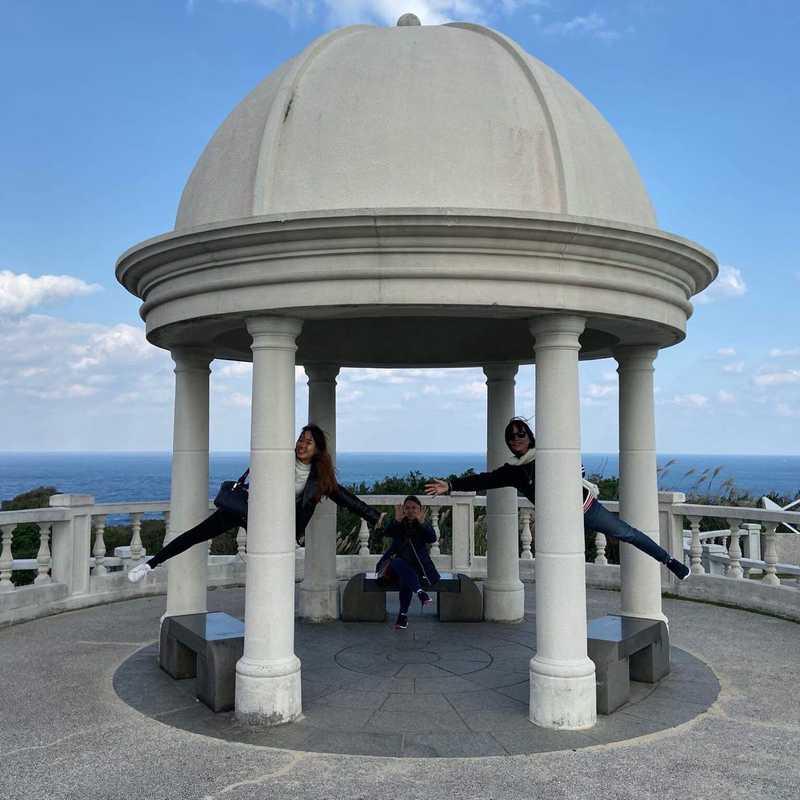 Sandiaojiao Lighthouse