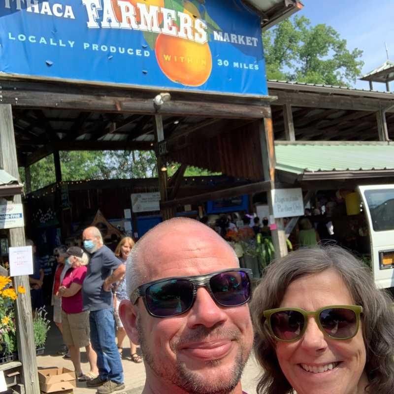 Ithaca Farmers Market