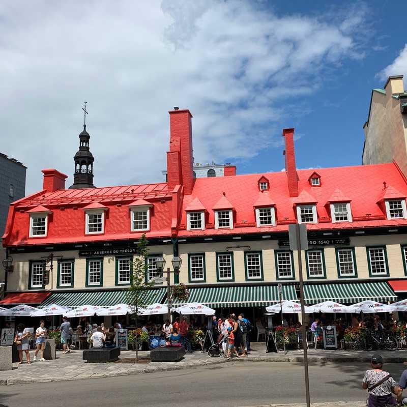 Quebec City - Hoptale's Destination Guide