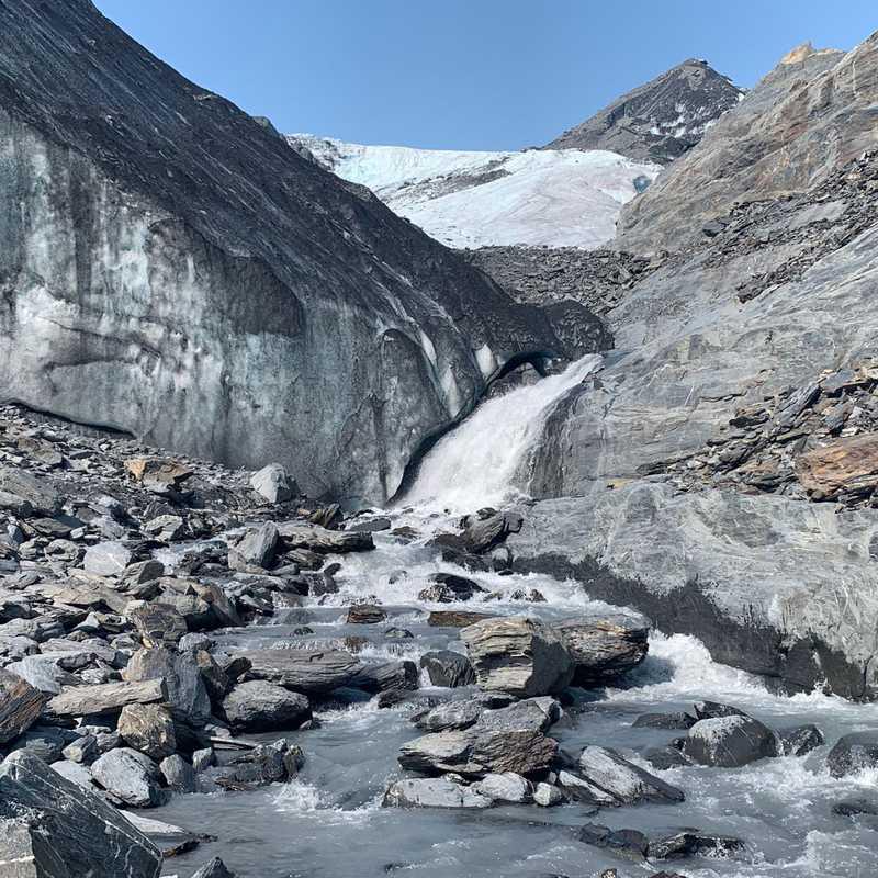 Worthington Glacier State Recreational Site