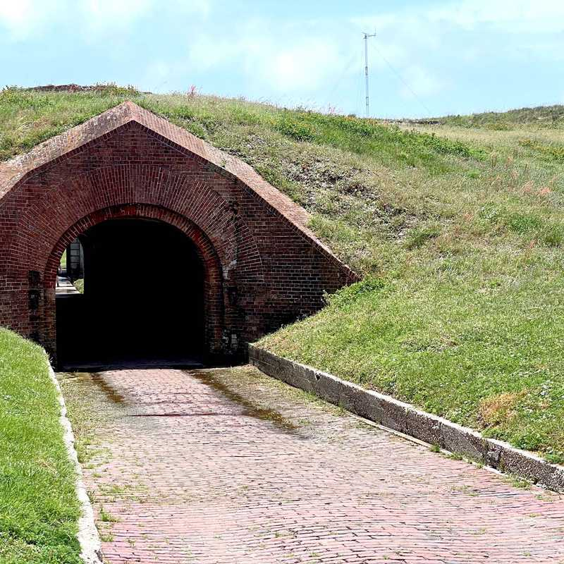 Fort Morgan State Historic Site