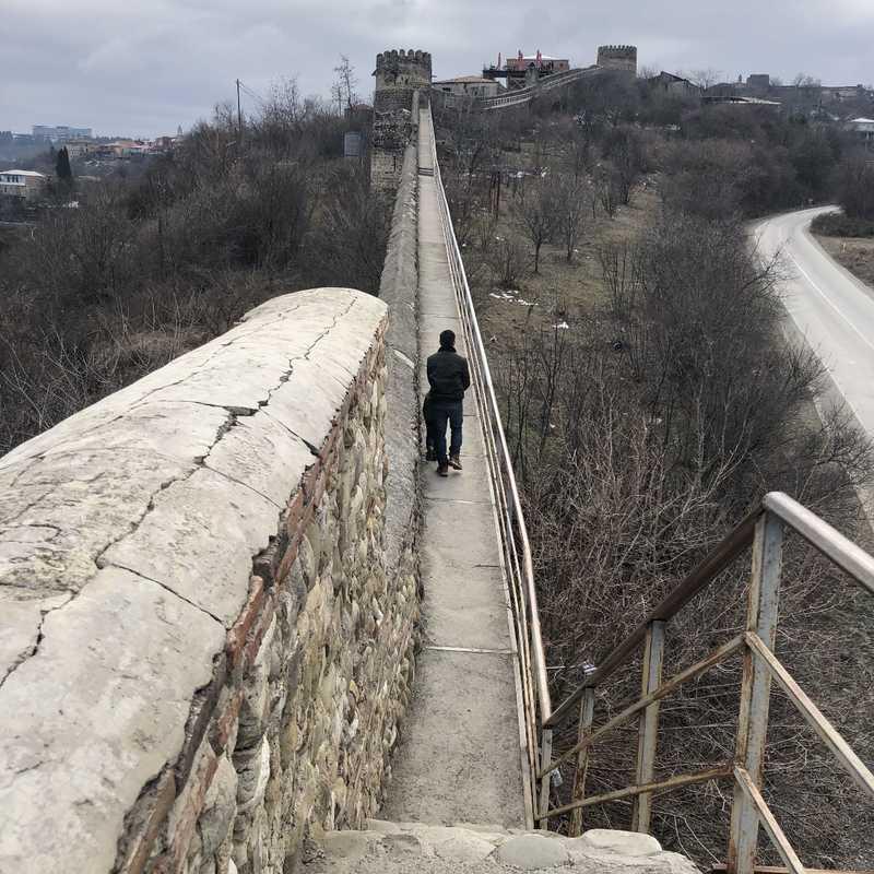 Sighnaghi Wall
