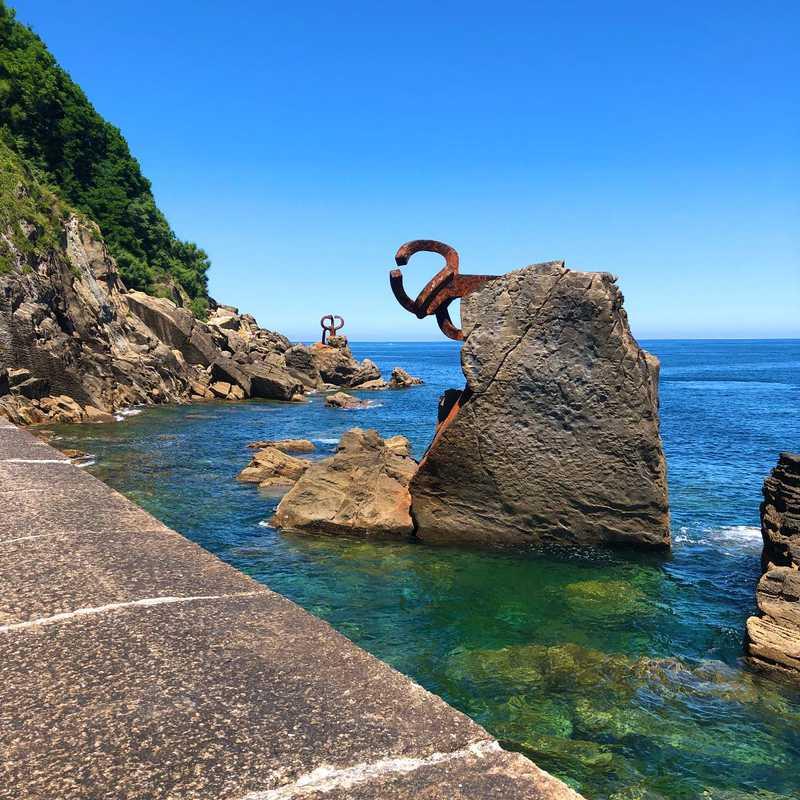 Trip Blog Post by @abby_temp: Donostia-San Sebastian 2019   4 days in Jun/Jul (itinerary, map & gallery)