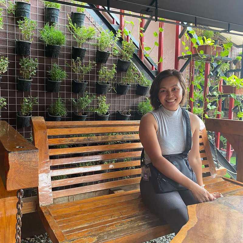 Puritas garden cafe