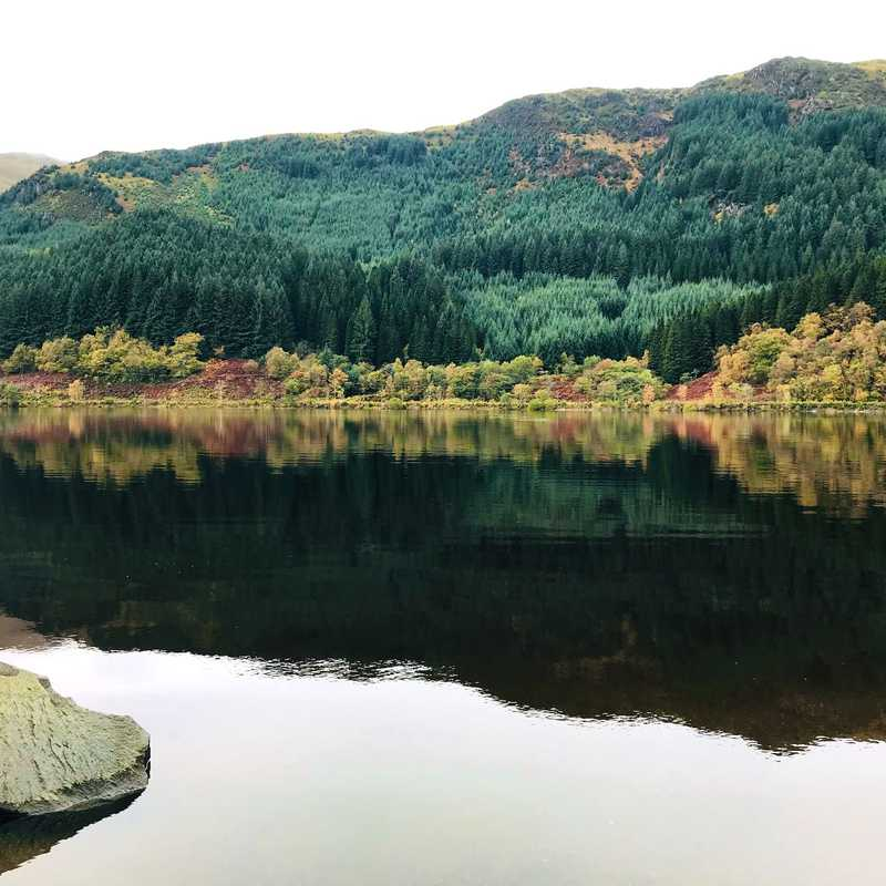 Trip Blog Post by @angeli: Scotland 2018 | 3 days in Oct (itinerary, map & gallery)