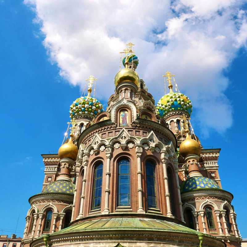 St. Petersburg 2017 | 4 days trip itinerary, map & gallery