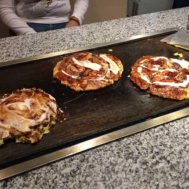 Okonomiyaki Mizuno