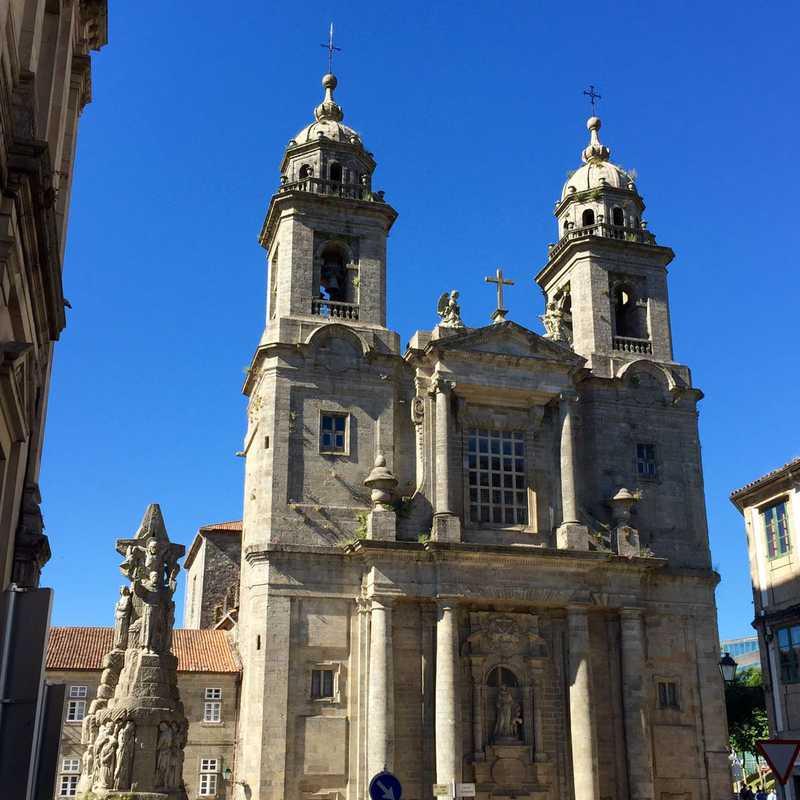 Convento de San Francisco do Val de Deus