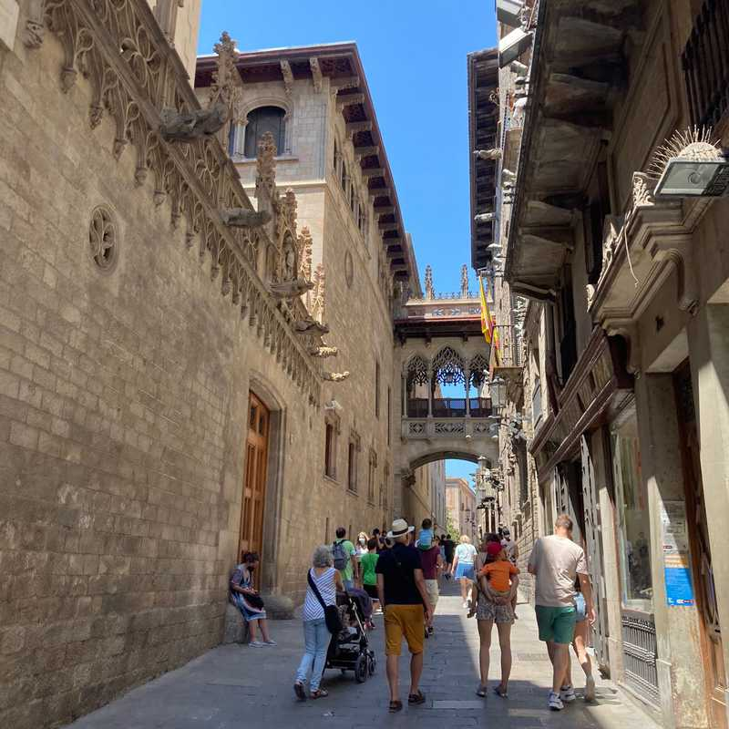 Trip Blog Post by @Loredana_travel: Sitges & Barcelona 2021 | 2 days in Jul (itinerary, map & gallery)
