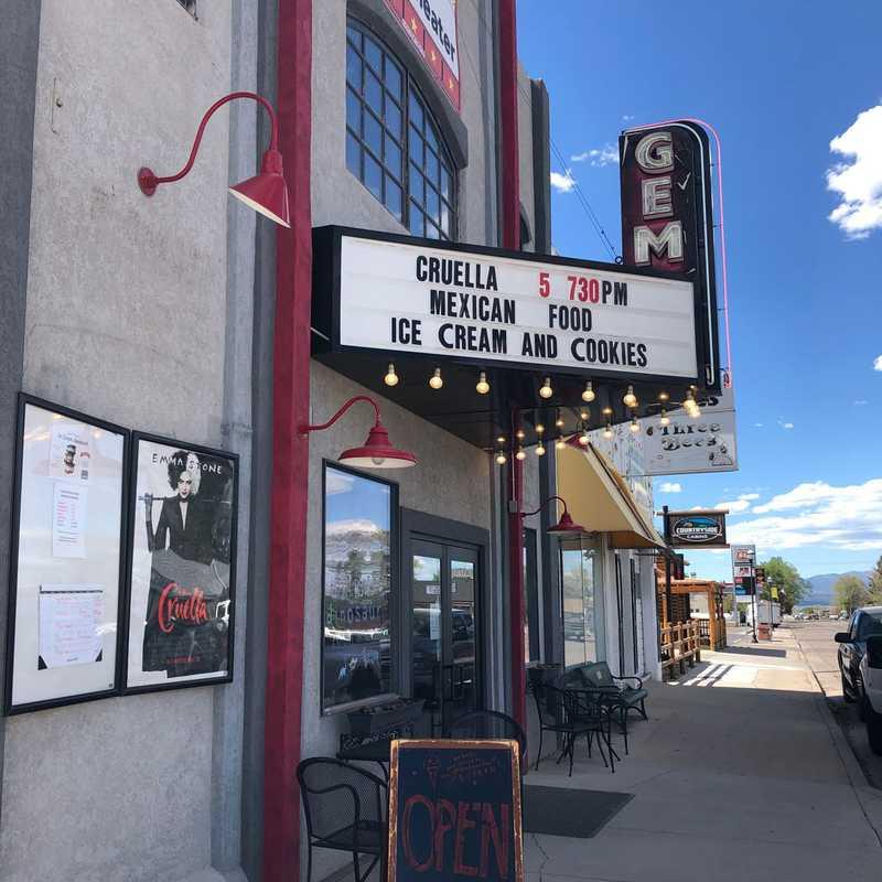 Panguitch Gem Theater