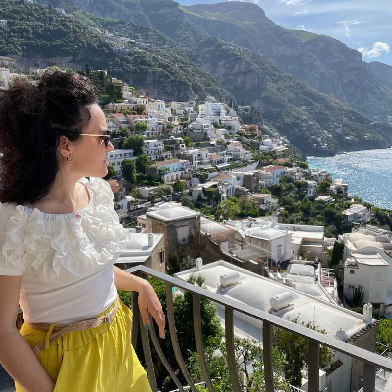 Trip Blog Post by @guitars: Positano & Amalfi 2021 | 2 days in May (itinerary, map & gallery)