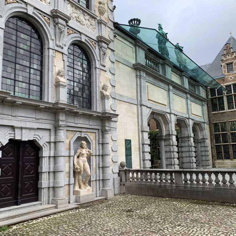 The Rubens House