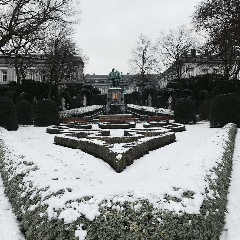 Square of Petit Sablon