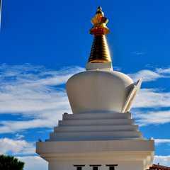 Stupa of Enlightenment Benalmádena