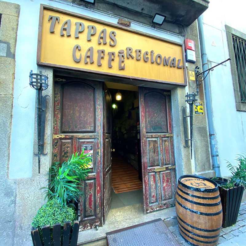 Tappas Caffé Regional