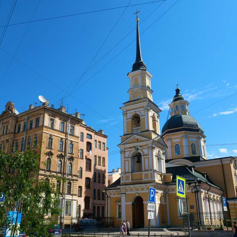 St. Petersburg 2017