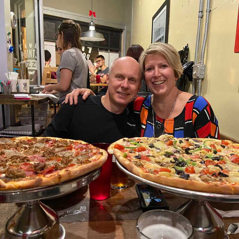 Five Points Pizza East