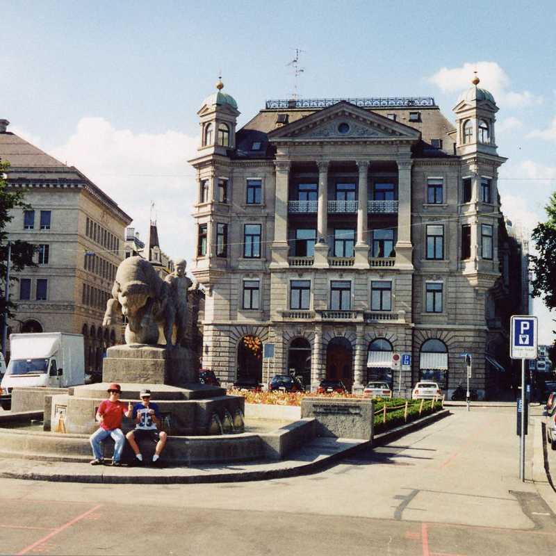 Geiserbrunnen