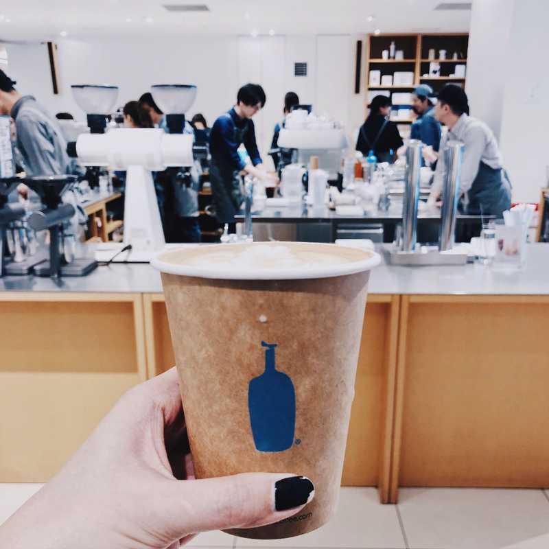 Blue Bottle Coffee Shinjuku Cafe