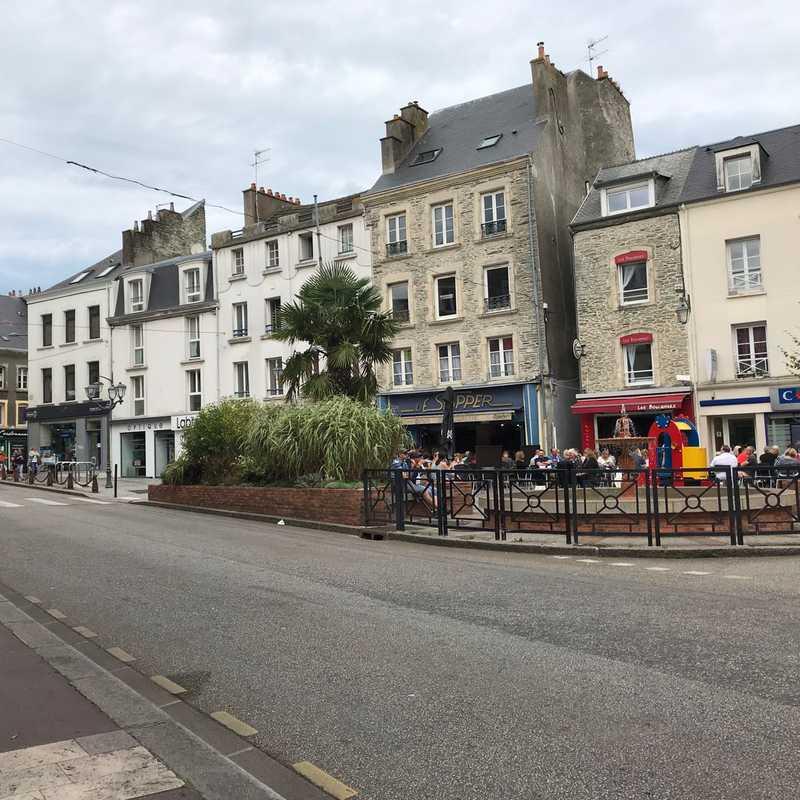 Centre-ville de Cherbourg