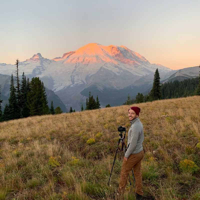 Sunrise Rim Trail Trailhead