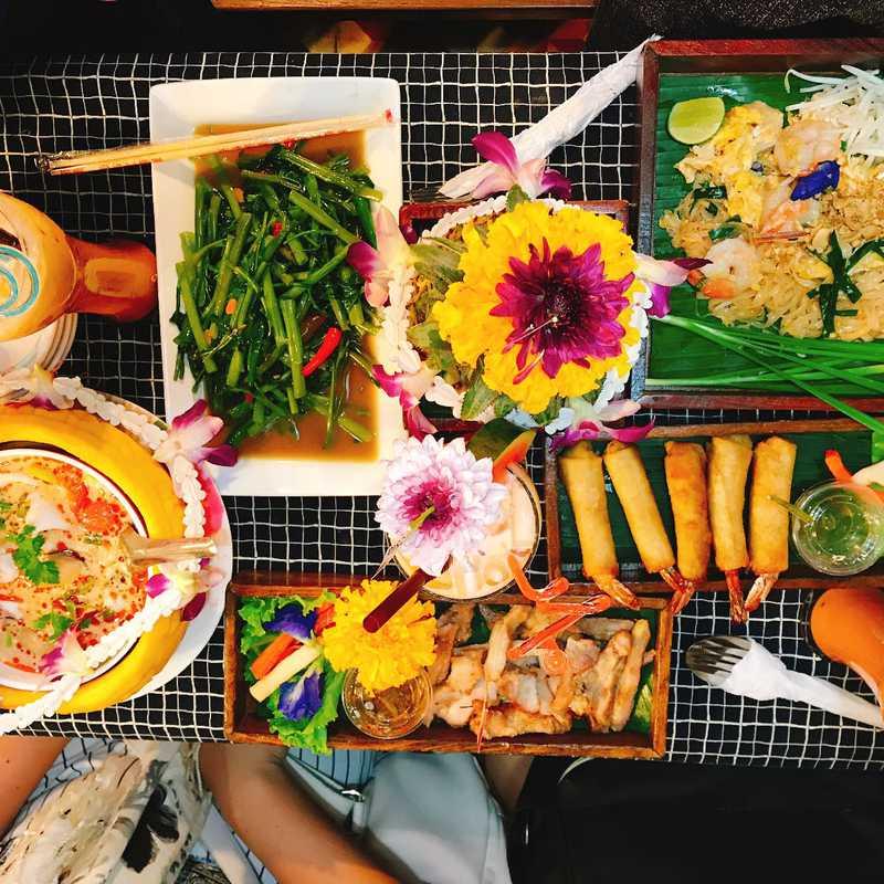 Bangkok, Thailand 2018 | 5 days trip itinerary, map & gallery
