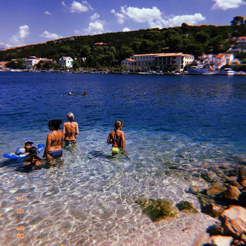 beach Rt Povlja
