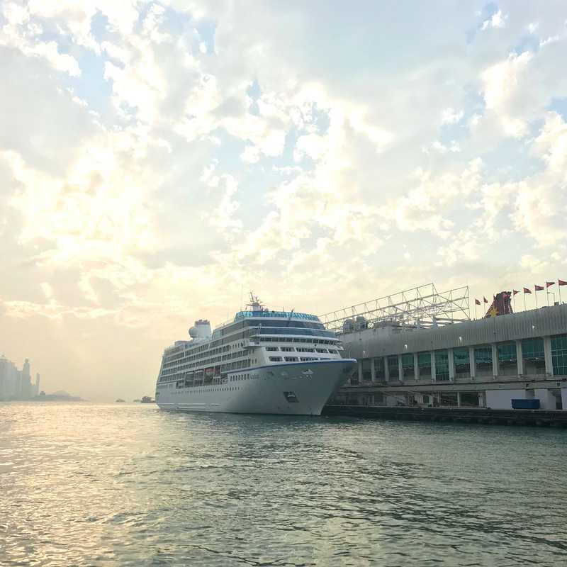 Star Ferry - Tsim Sha Tsui Pier