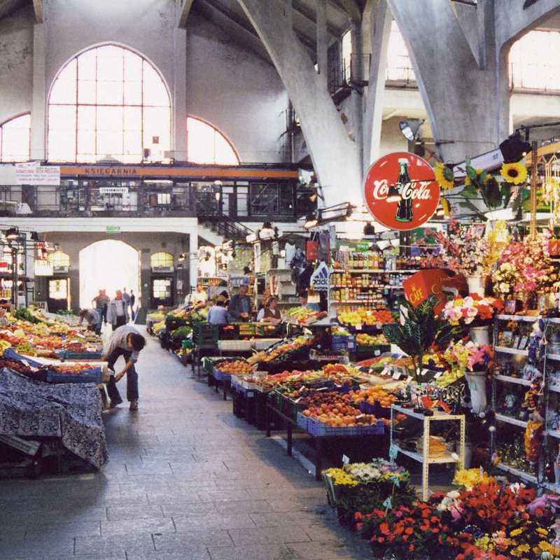 Wrocław Market Hall