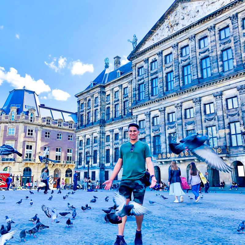 Place / Tourist Attraction: Dam Square (Amsterdam, Netherlands)