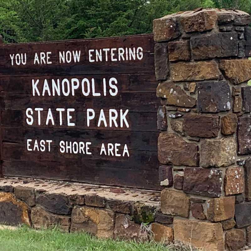 Kanopolis Lake State Park