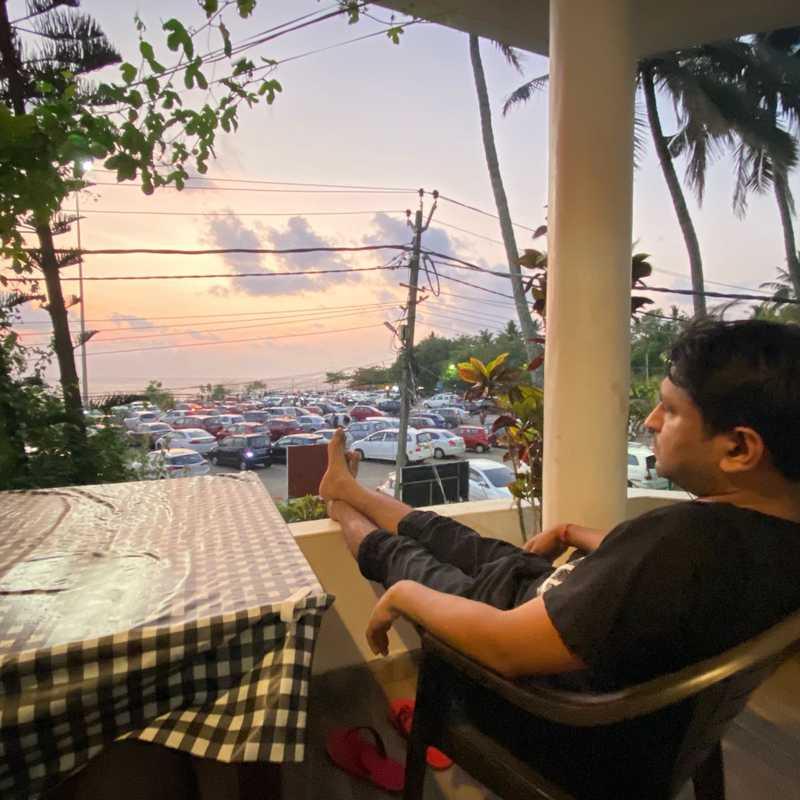Zion Villa Beach view Resort
