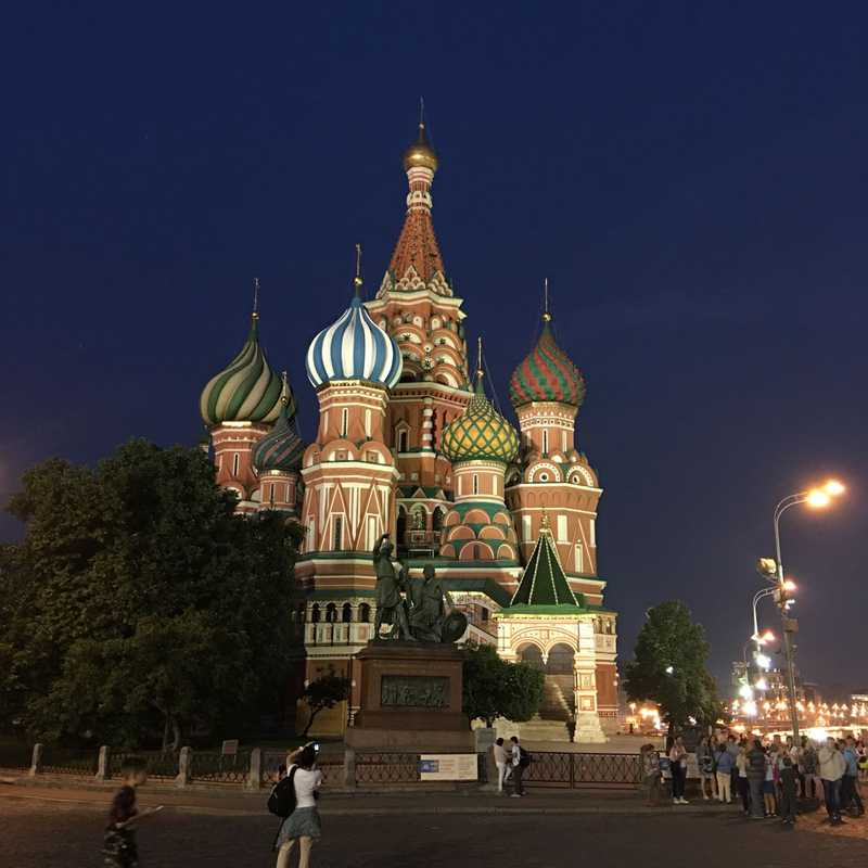 Trip Blog Post by @zhang: Russia 2016 | 6 days in Jul (itinerary, map & gallery)