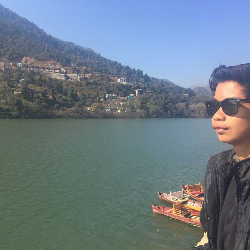 Bhim Taal Lake