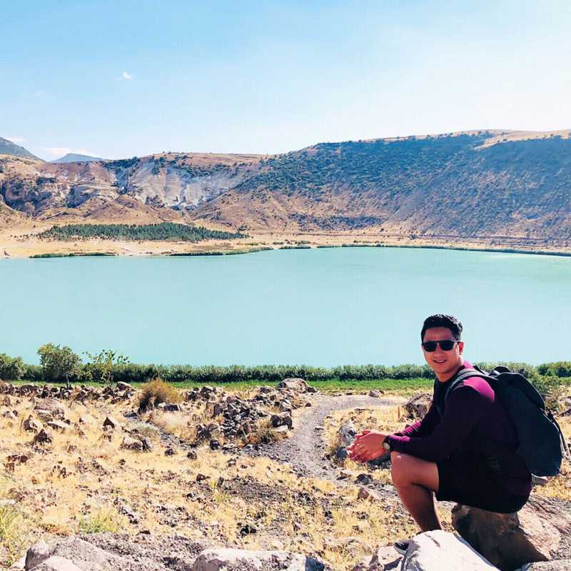 Narlıgöl Crater Lake