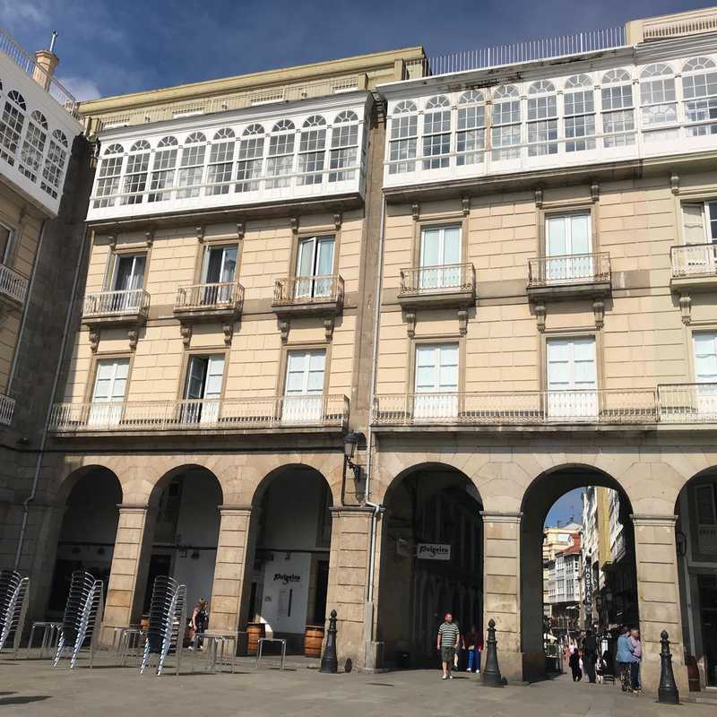 Trip Blog Post by @marylunasame24: A Coruña 2018 | 1 day in Jul (itinerary, map & gallery)
