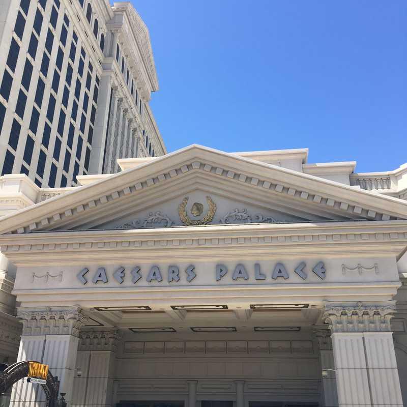 Caesars Palace Las Vegas Hotel & Casino