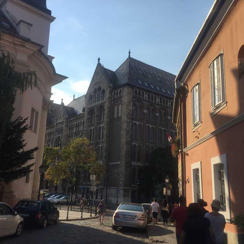 Budavári Evangélikus Templom és Gyülekezet