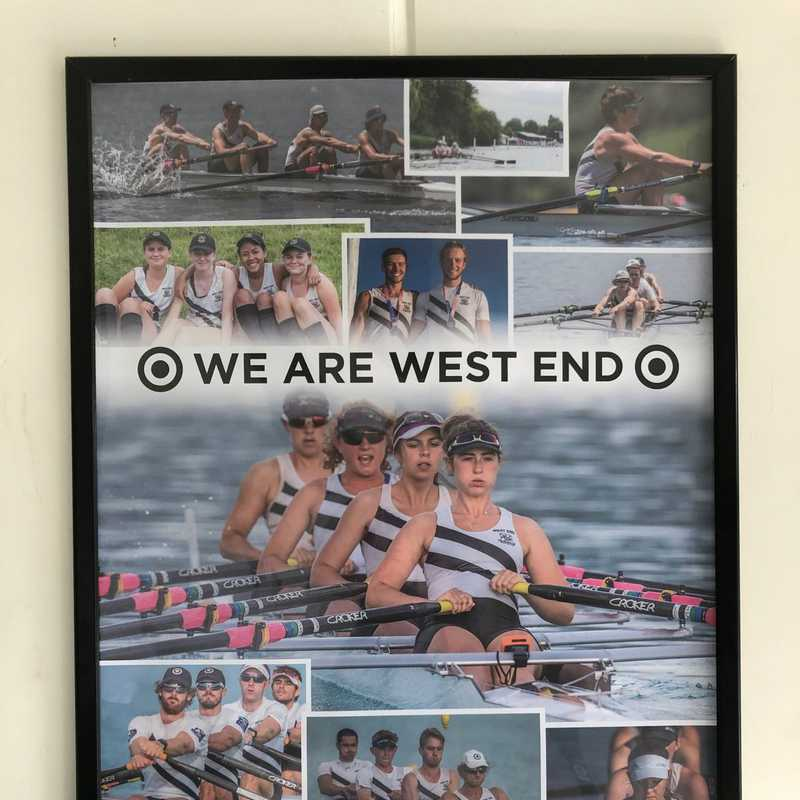 West End Rowing Club